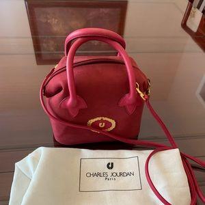 NWOT Charles Jourdan Handbag